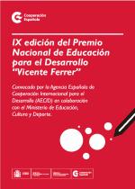 """El """"Proyecto Oxígeno"""" del IES La Orotava recibe el  Premio Nacional de Educación para el Desarrollo «Vicente Ferrer»"""