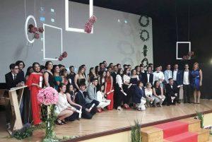Despedida a una generación de Oro en el IES La Orotava